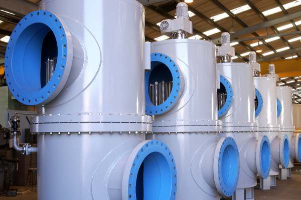Seawater solutions Automatic Strainers