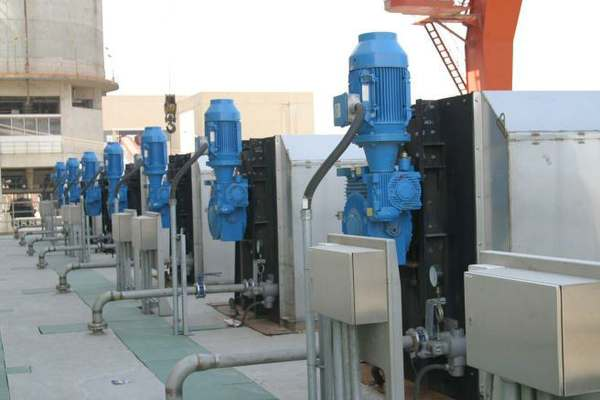 Seawater solutions Thermal Station China