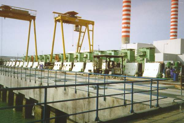 Seawater Solutions Band Screens in Kuwait