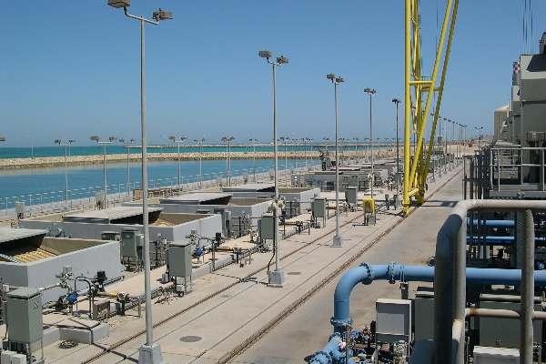 Seawater solutions Drum Screens in Saudi Arabia