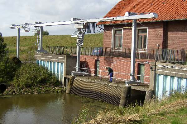 seawater solutions land drainage pumping station